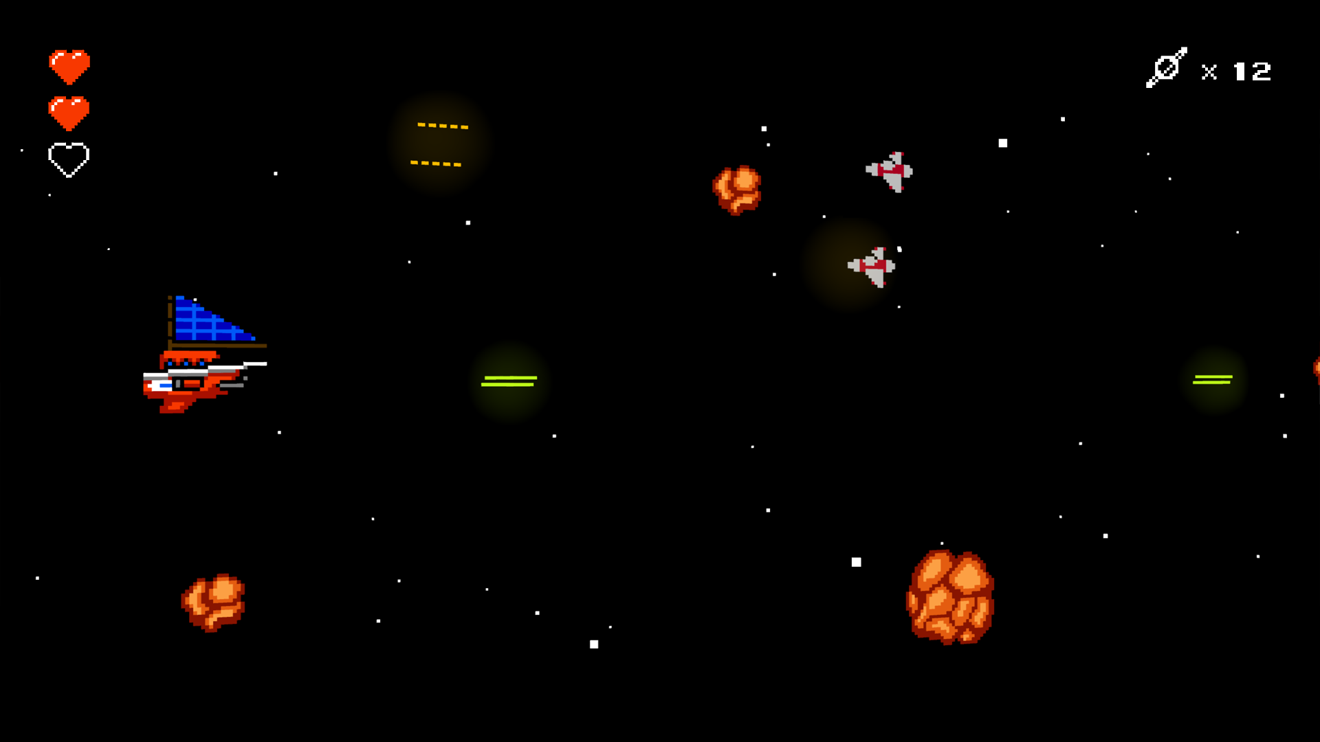 Epic Space Battle Screenshot